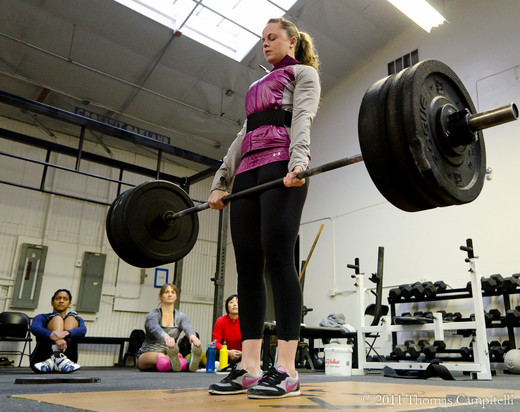Ellie Deadlift