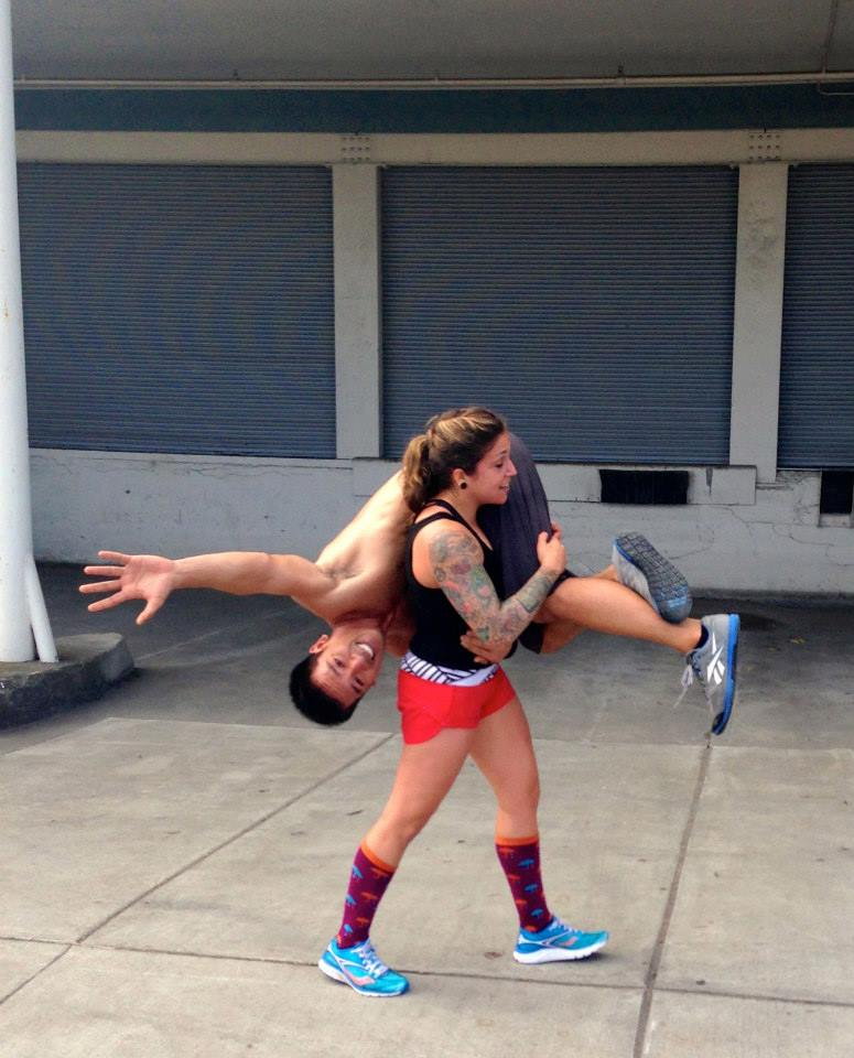 Results Crossfit Workout: Crossfit Oakland » Reindeer Games Tryout Workout Results