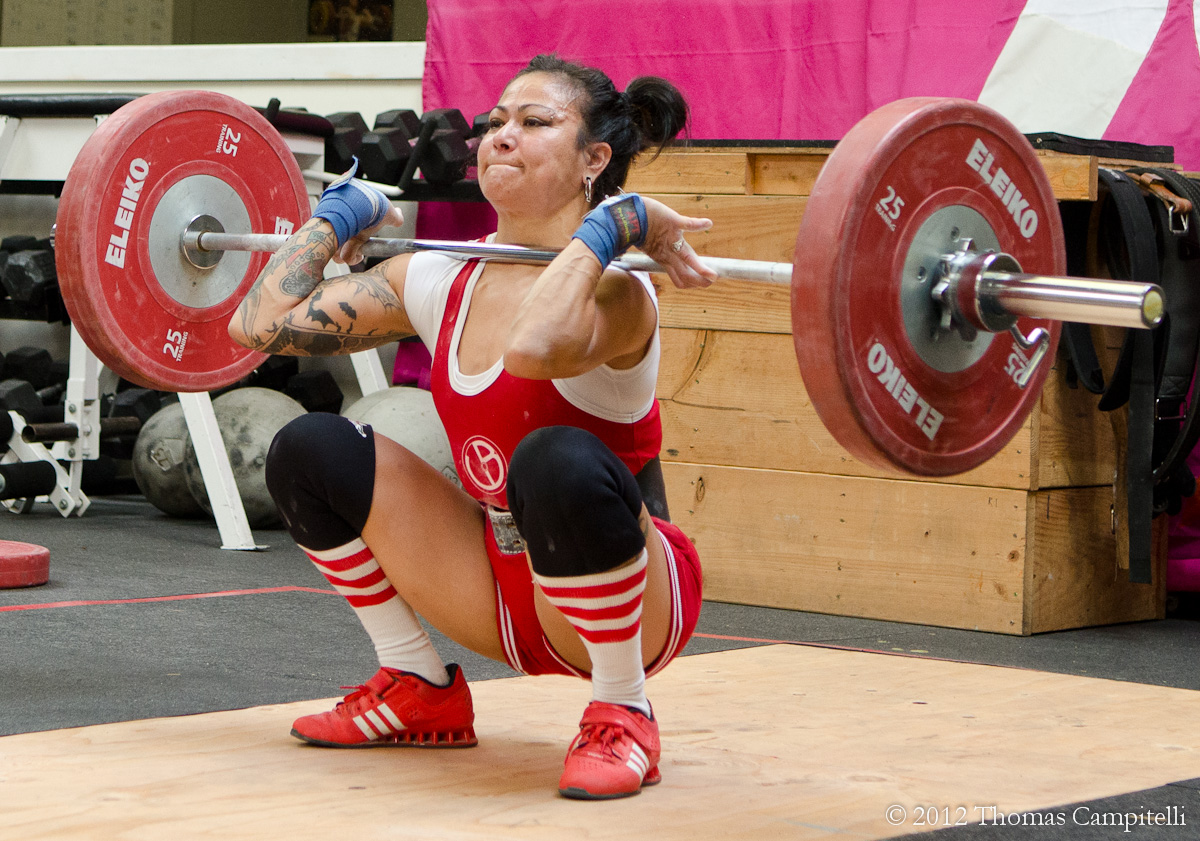 United Barbell Weightlifting Meet