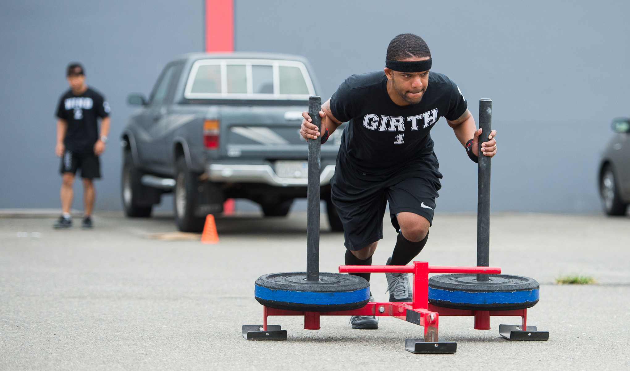 CrossFit Oakland Triple Crown 2014