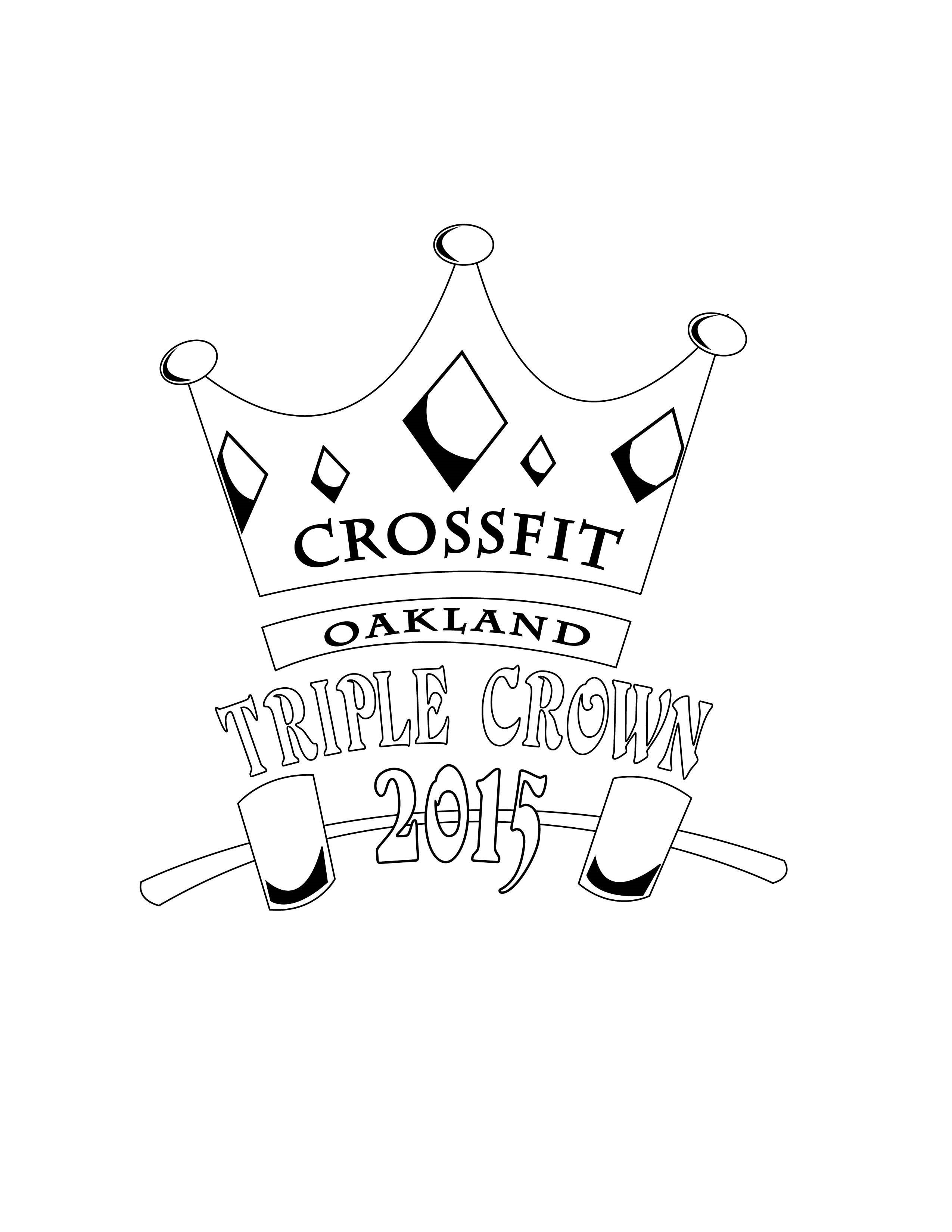 Triple Crown 2015 shirt